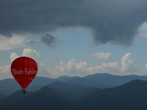 Red Balloon Doom Logo