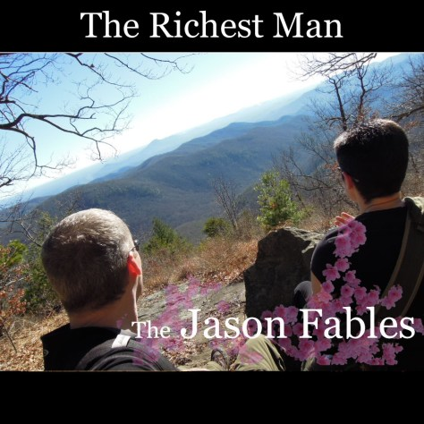 The Richest Man Cover