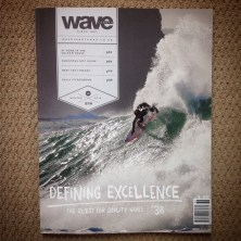 Cover/Editorial - Wavelength Magazine