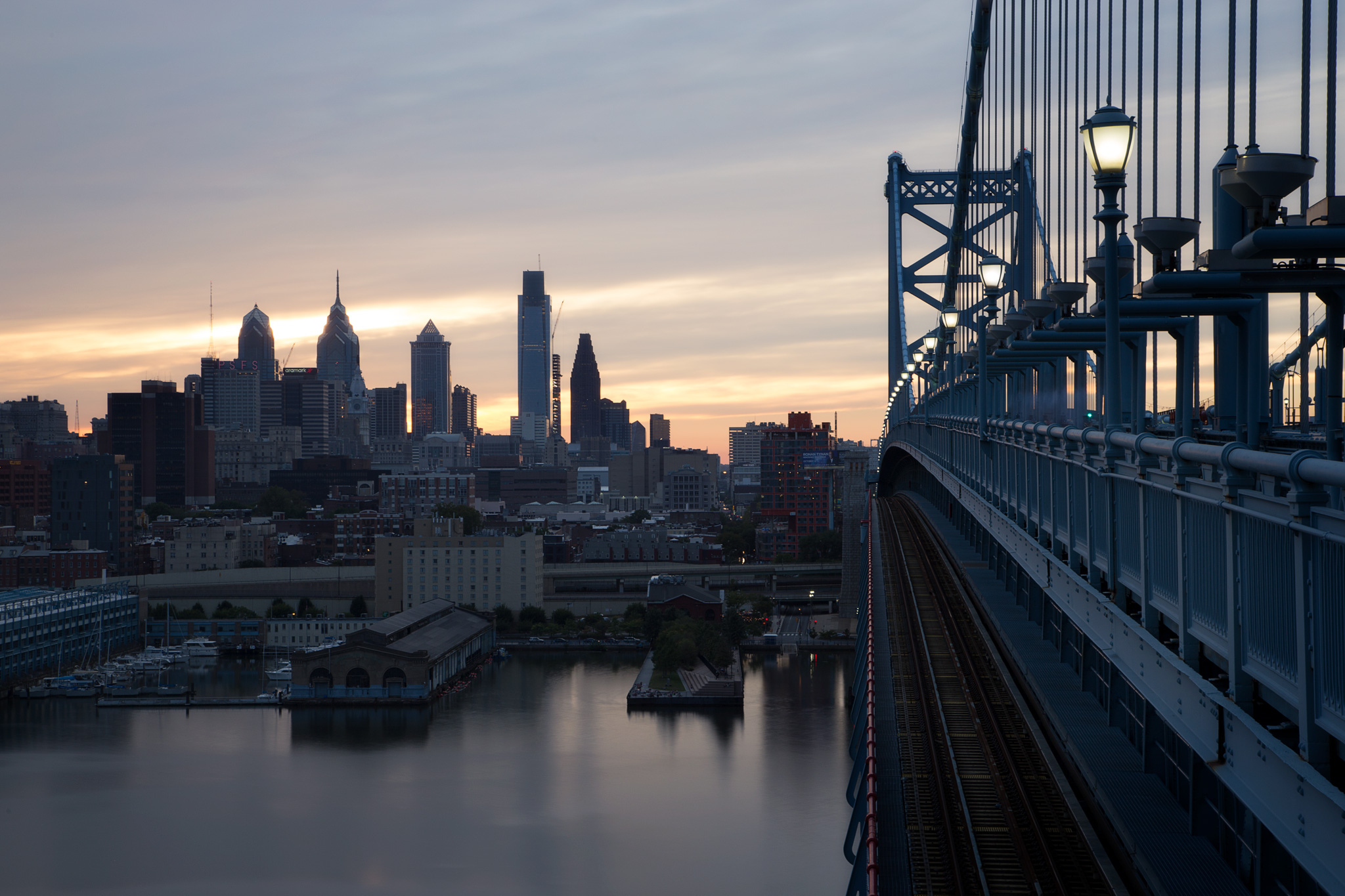 ben-franklin-bridge-incredible-sunset-september-2016-jason-gambone-14