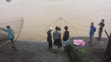 Fishing In Hue