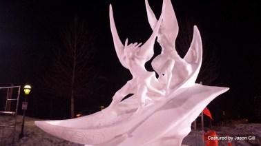 Snow Sculptures (6)