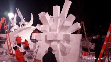 Snow Sculptures (7)