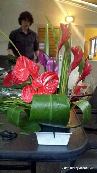 Flower Arrangements (2)