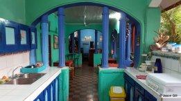 24. Granada Hostel Hallway