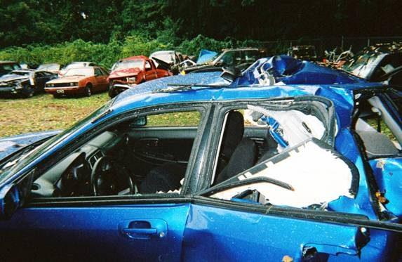 Drunk Driving Damage