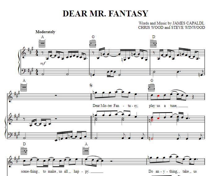 Dear Mr. Fanatsy