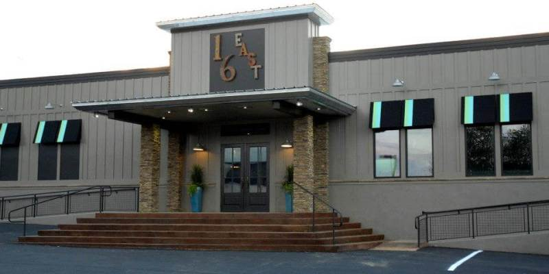 A local restaurant, 16 East Bar And Grille in Cordele, Georgia, is example 1 of how I plan digital marketing campaigns