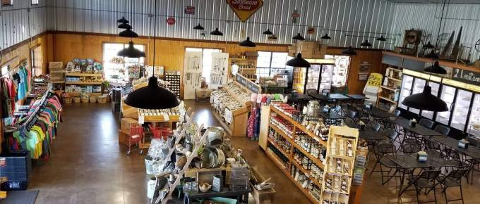 A local on-the-farm market is example 8 of how I plan a digital marketing strategy
