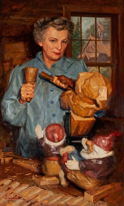 James Jay Ingwersen; Miller Art Museum Collection