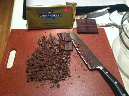 Chopped Semisweet Chocolate