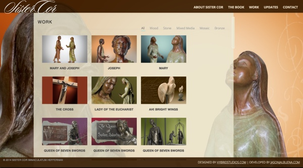 sistercor portfolio