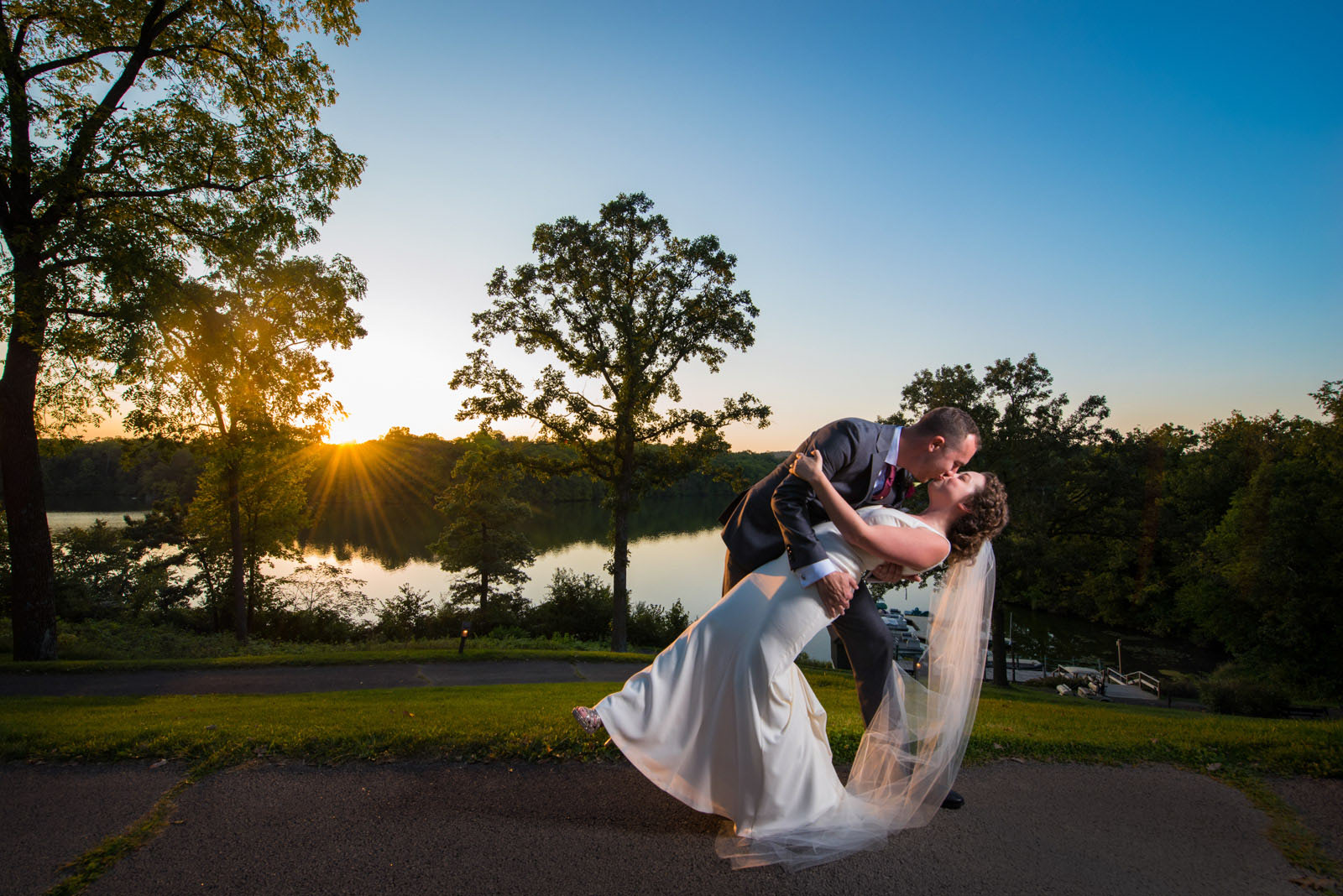 Galena Eagle Ridge Wedding Photo