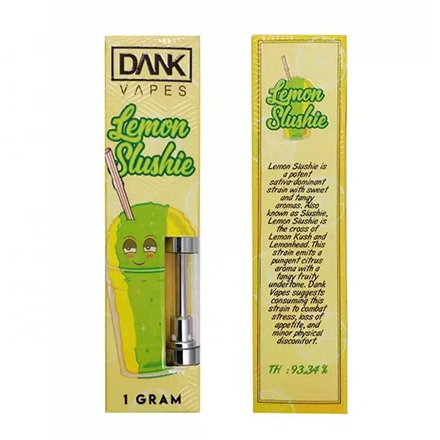 Buy Dank Vapes Cartridge Pack 510