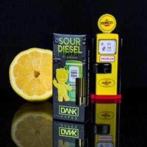 Sour Diesel Vape