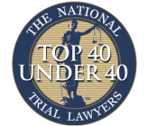 The National Trial Lawyers: Top 40 Under 40.