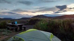Steven's Creek Campsite, Curcanti National Recreation Area