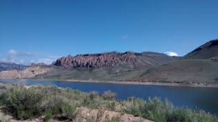 Dillion's Pinnacles, Blue Mesa Reservoir