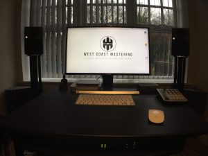 Jason Mitchell Mastering - West Coast Mastering Studio