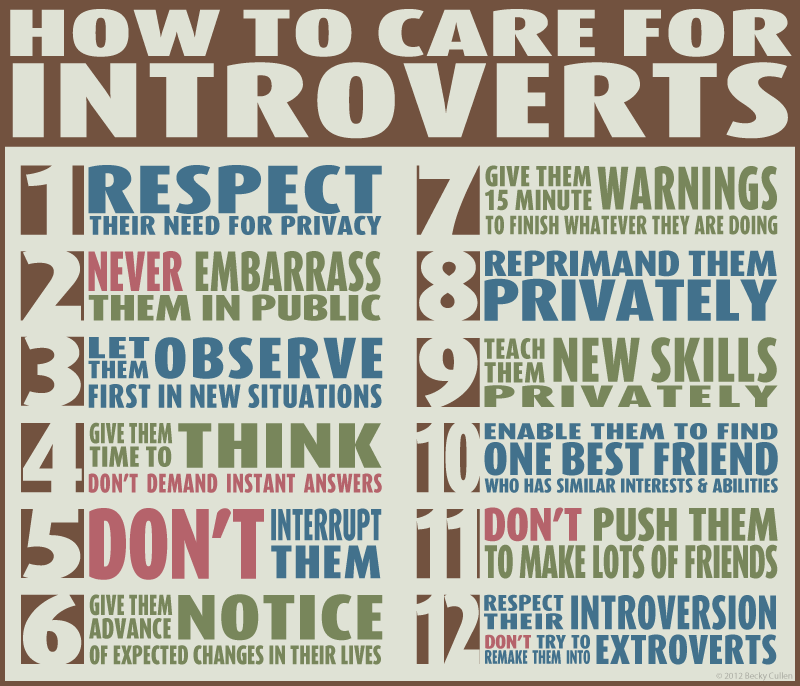 Things To Know When Hookup An Extrovert