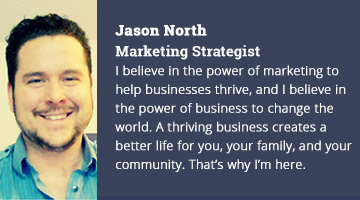Jason North - Marketing / Product Strategist with 8+ Years Experience