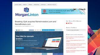 MorganLinton.com
