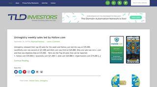 TLD Investors