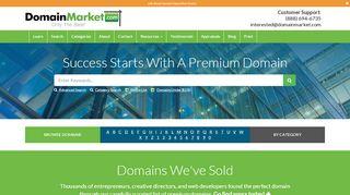 DomainMarket