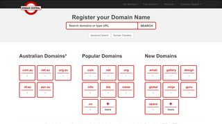 Domain Central