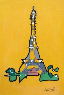 Eiffel, 2008