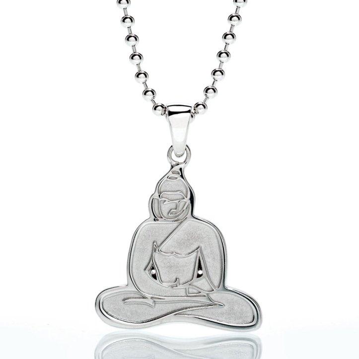 Jewelry Jason Oliva Buddha Pendnat