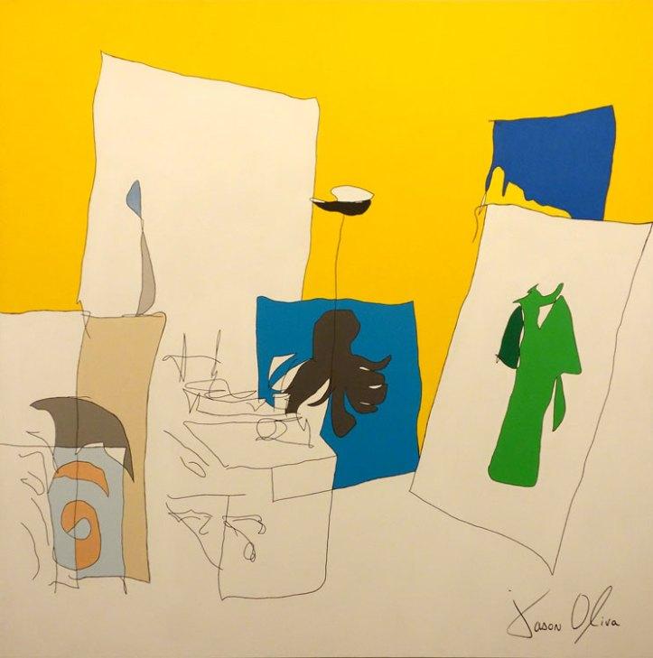 White-Studio-2013-Jason-Oliva Painting