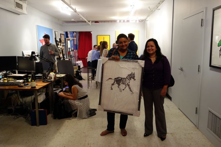 Open Studio Visits Jason Oliva