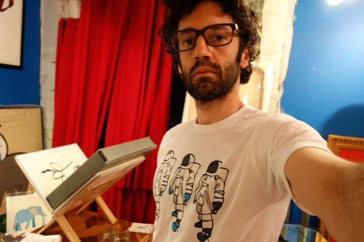 T Shirt Jason Oliva