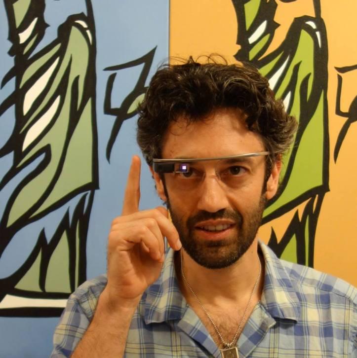 Google Glass Jason Oliva