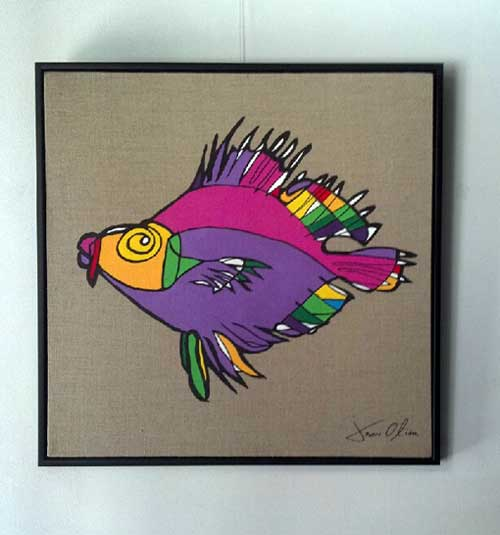_Jason-Oliva-Painting-Fish-2010