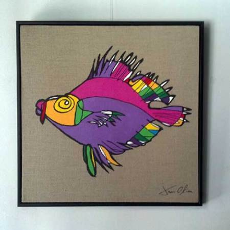 _Jason-Oliva-Painting-Fish-2010