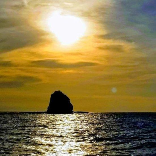 Jason Oliva Photograph of Kong Island in Costa Rica