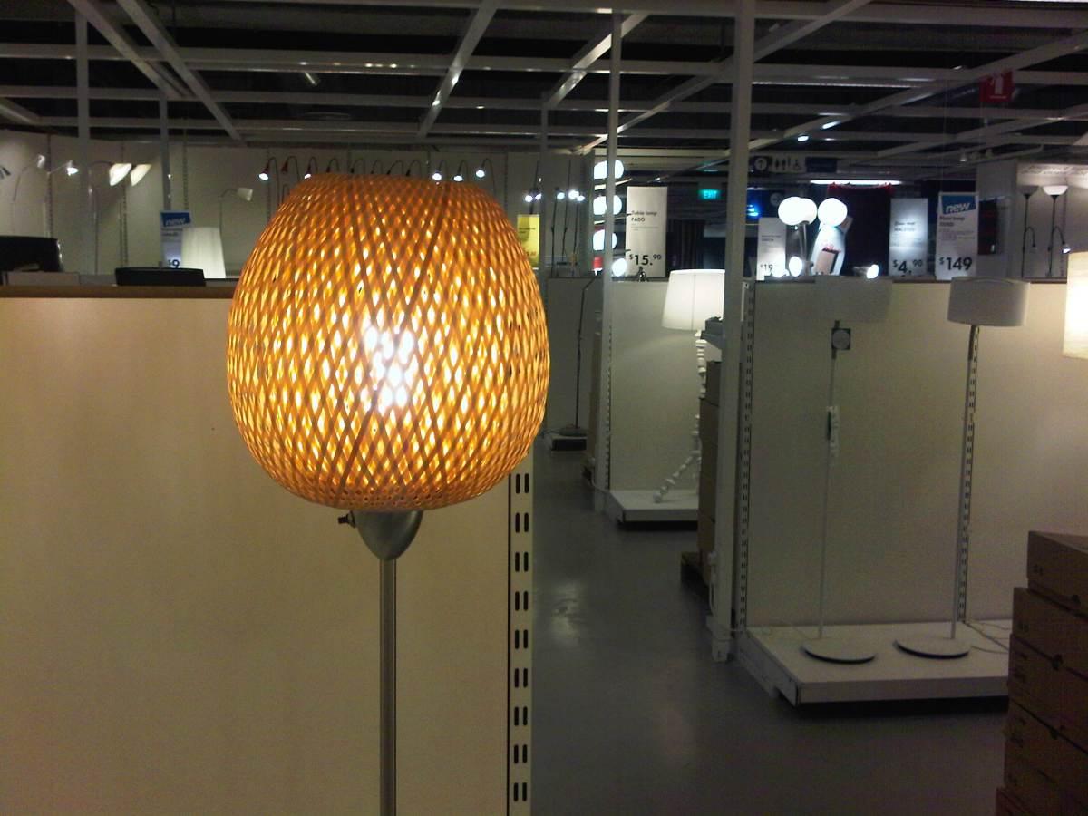 Boja Floor Lamp From Ikea Jason Ong