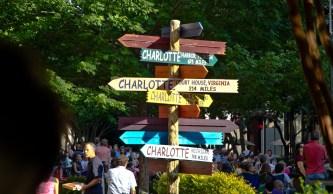 Charlottes, Charlotte North Carolina