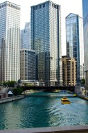 Canal Water Way, Chicago Illinois