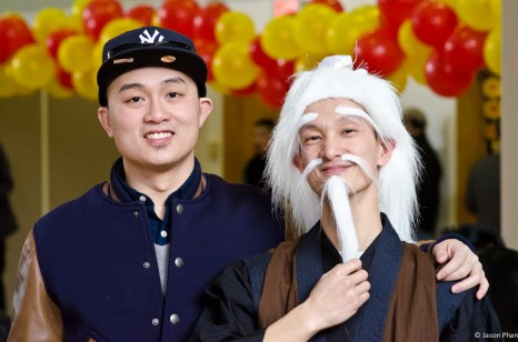 Thien & His Sifu