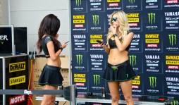 Quite Famous Tech3 Monster Energy Girls