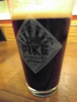 Of course Pike Place Market would have the Pike Brewing Co. Coffee Stout, my favorite.