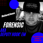 Forensic AKA Deputy Hook' Em on The Protectors