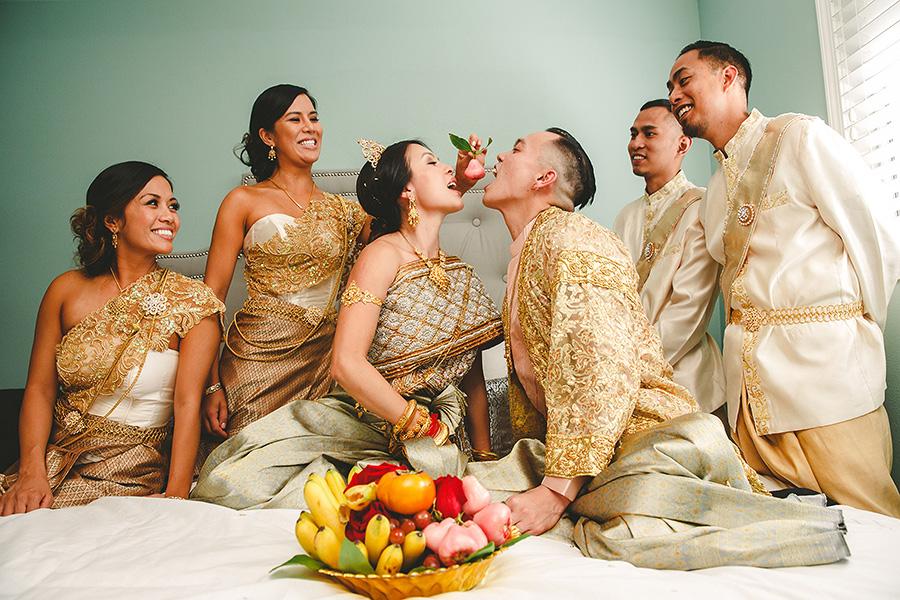 Vannak Patrick Cambodian Wedding Day 1 Jason Q Tran