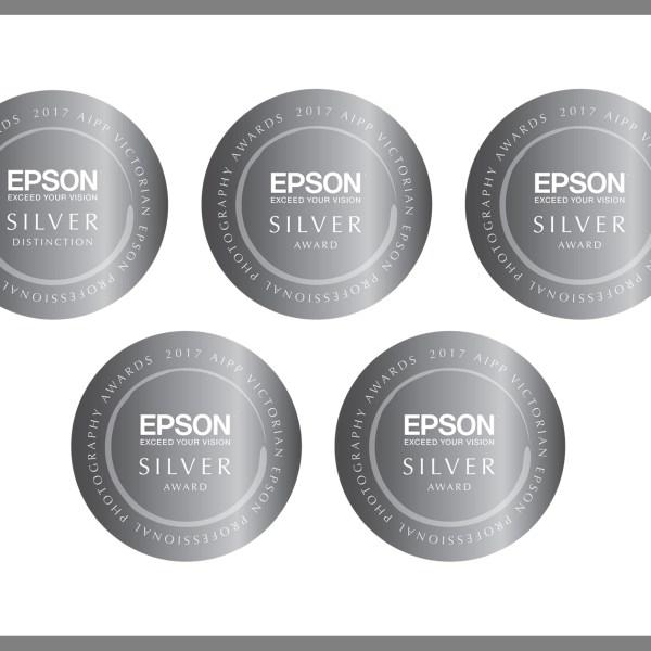 Silver Awards AIPP Epson Victorian Awards