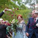 Wedding Photography Garden Wedding by Albury Wodonga & Melbourne Wedding Photographer Jason Robins