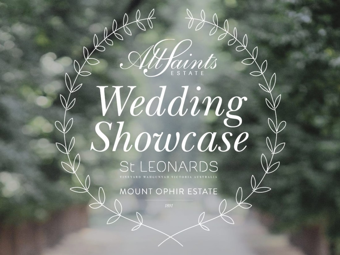 All Saints Estate Wedding Showcase 2017