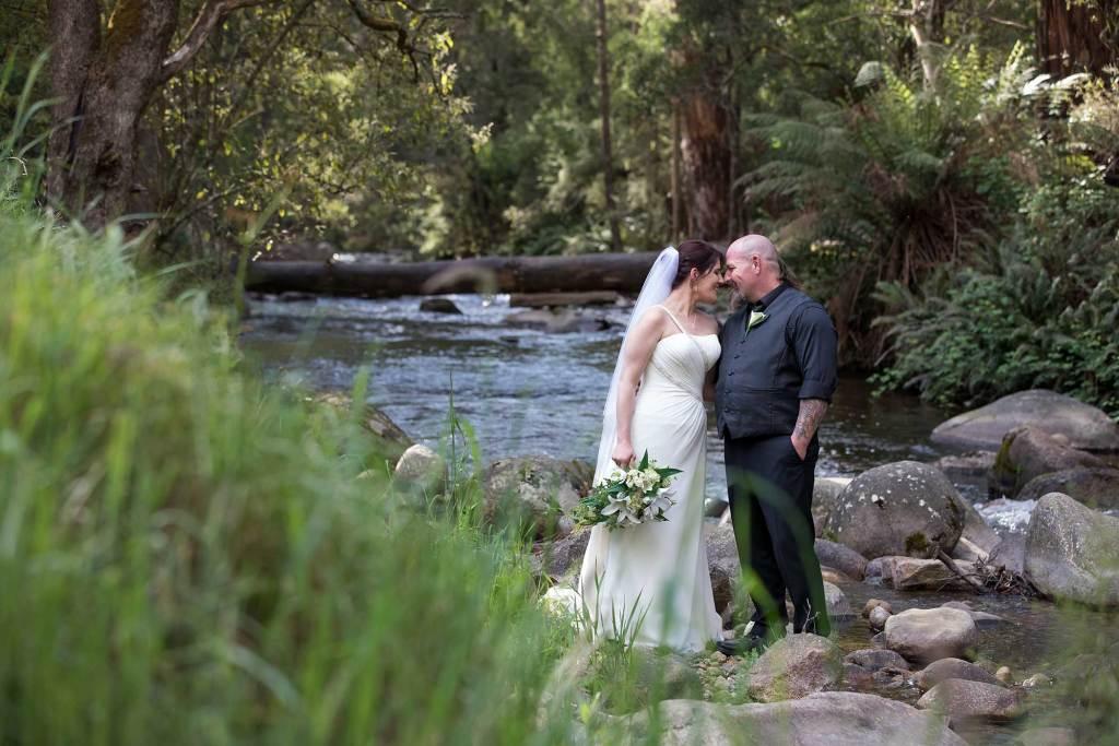 Wedding Photography Pinnacle Valley Resort